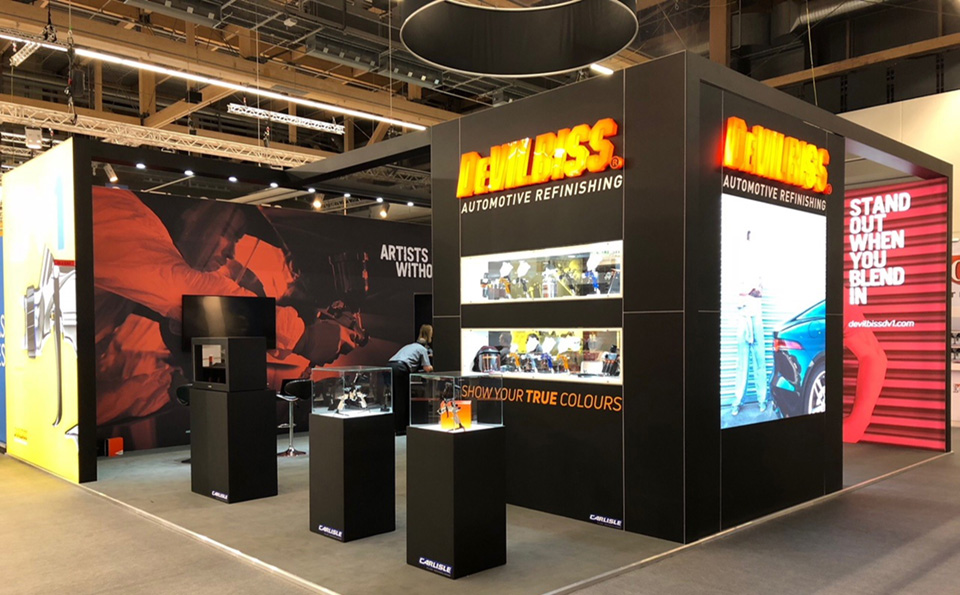 Exhibition Stand Fitting Jobs : Jp displays & exhibitions