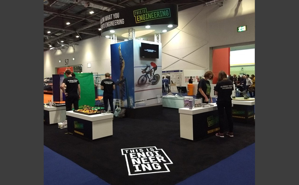 Exhibition Stand Fitter Jobs London : Jp displays & exhibitions