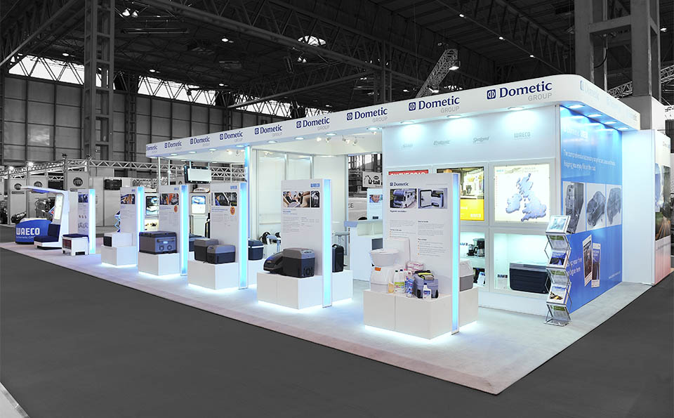 Exhibition Stand : Jp displays homepage